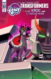 My Little Pony/Transformers: The Magic of Cybertron (2021) 04 (Incentive Cover RI-A)