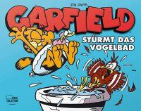 Garfield Softcover (63): Stürmt das Vogelbad