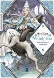 Atelier of Witch Hat - Das Geheimnis der Hexen 08 (Limited Edition)