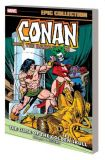 Conan the Barbarian (1970) The Original Marvel Years Epic Collection TPB 03: The Curse of the Golden Skull