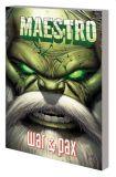 Maestro (2020) TPB (02): War and Pax