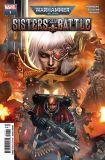 Warhammer 40.000: Sisters of Battle (2021) 01 (Abgabelimit: 1 Exemplar pro Kunde!)