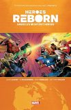 Heroes Reborn (2021) TPB: Americas Mightiest Heroes