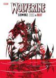 Wolverine: Schwarz, Weiss und Blut (2021) Hardcover