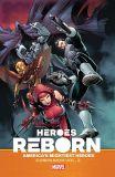 Heroes Reborn (2021) TPB: Americas Mightiest Heroes Companion 02