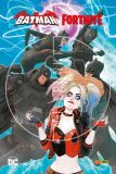 Batman/Fortnite (2021) Paperback (Variant-Cover-Edition 2)