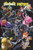Batman/Fortnite (2021) Paperback (Hardcover) (Variant-Cover-Edition)