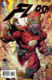 Flash (2011) 35 (Monsters of the Month Variant)