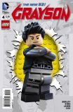 Grayson (2014) 04 (Lego Variant)