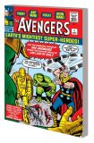 Mighty Marvel Masterworks: The Avengers (2021) Graphic Novel 01: The Coming of The Avengers