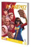 Ms. Marvel (2014) GN TPB 05: Game Over