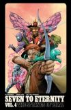 Seven to Eternity (2016) TPB 04: The Springs of Zhal