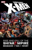 The Uncanny X-Men (1963) TPB: Rise and Fall of the Shiar Empire (2021 Edition)