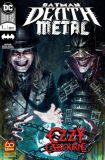 Batman: Death Metal (2021) 07 (Band Edition) - Ozzy Osborne