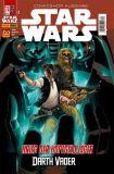 Star Wars (2015) 74: Krieg der Kopfgeldjäger - Darth Vader (Comicshop-Ausgabe)