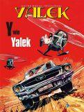 Yalek 01: Y wie Yalek (Vorzugsausgabe) (Abgabelimit: 1 Exemplar pro Kunde!)