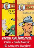 Barelli Jubiläumspaket - 8 Alben + Barellis Rückkehr