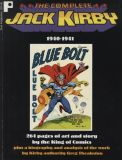The Complete Jack Kirby (1997) TPB: 1940-1941