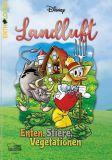 Enthologien (51): Landluft - Enten, Stiere, Vegetationen