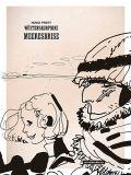 Wüstenskorpione 03 (schwarz-weiss): Meeresbrise
