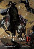 Vampire Hunter D Light Novel Omnibus (2021) 01