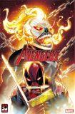 The Avengers (2018) 49 (749) (Deadpool Variant Cover)