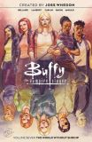 Buffy the Vampire Slayer (2019) TPB 07: The World without Shrimp