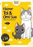 Kleiner Tai & Omi Sue - Süße Katzenabenteuer 01