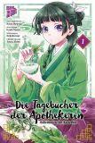 Die Tagebücher der Apothekerin - Geheimnisse am Kaiserhof 01