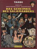 Adeles ungewöhnliche Abenteuer (1989) 06: Das Geheimnis des Salamanders