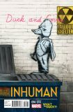Inhuman (2014) 14 [What the Duck Variant Cover]