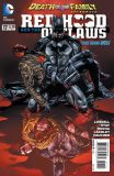 Red Hood and the Outlaws (2011) 17: Death of the Family