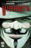 V for Vendetta (1988) TPB (2020 Black Label Edition)