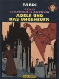Adeles ungewöhnliche Abenteuer (1989) 01: Adele und das Ungeheuer