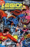 Legion of Super-Heroes (1984) 07