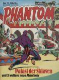 Phantom Taschenbuch (1980) 17: Palast der Sklaven
