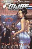G.I. Joe: Tim Seeley Sketchbook (2004) nn