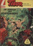 Tibor, Held des Dschungels (1961) 117: Im Schutze des Feuerzaubers