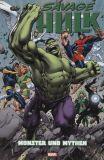 Savage Hulk: Monster und Mythen (2015) SC