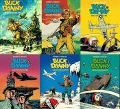 Buck Danny Gesamtausgabe - Set mit Band 1-6 in 1. Auflage