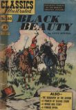 Classics Illustrated (1947) 060: Black Beauty