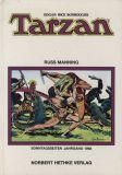 Tarzan Sonntagsseiten (1986) Jahrgang 1968: Russ Manning