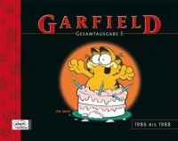 Garfield Gesamtausgabe 05: 1986 - 1988