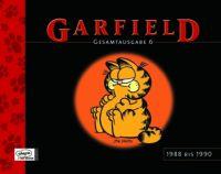 Garfield Gesamtausgabe 06: 1988 - 1990