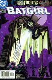 Batgirl (2000) 27: Bruce Wayne: Fugitive