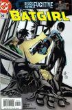 Batgirl (2000) 29: Bruce Wayne: Fugitive