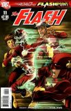 Flash (2010) 11: Road to Flashpoint [Regular Cover]