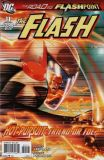 Flash (2010) 11: Road to Flashpoint [Variant Cover]
