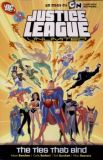Justice League Unlimited: The Ties that bind TPB