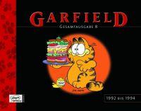 Garfield Gesamtausgabe 08: 1992 - 1994